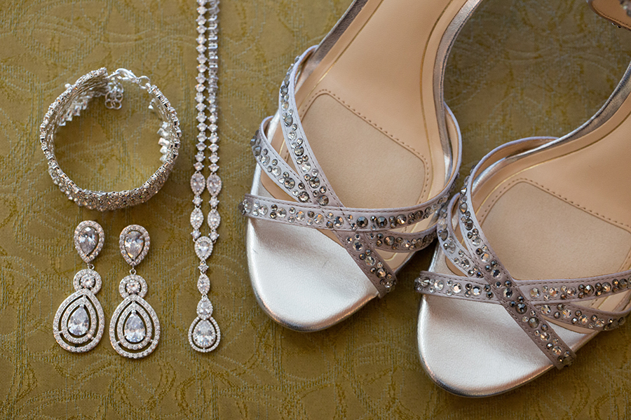 wedding shoes manhattan kansas wedding