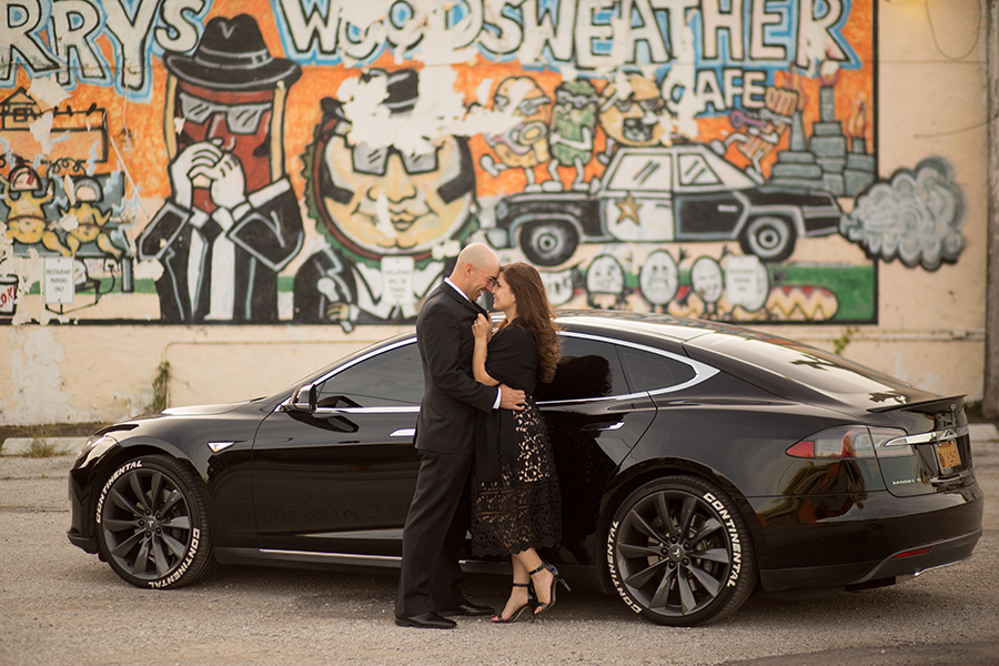 Tesla Engagement Session