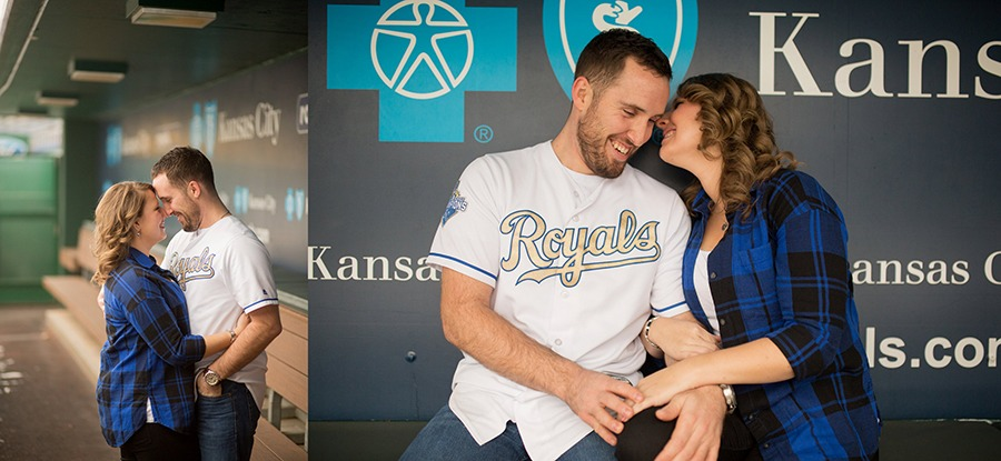 Kauffman Engagement Session