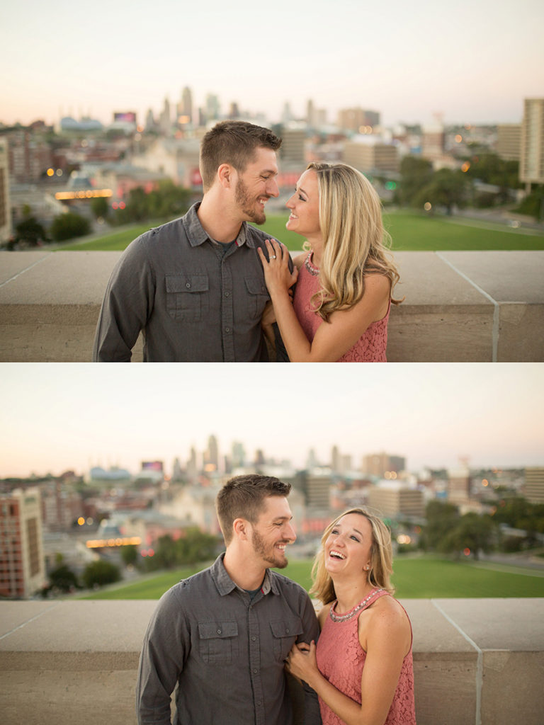 Liberty Memorial Engagement Session