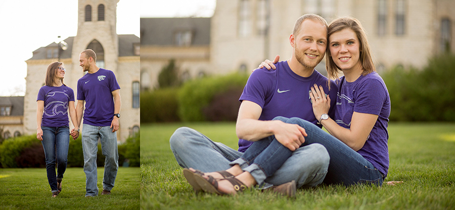 KSU Engagement Session