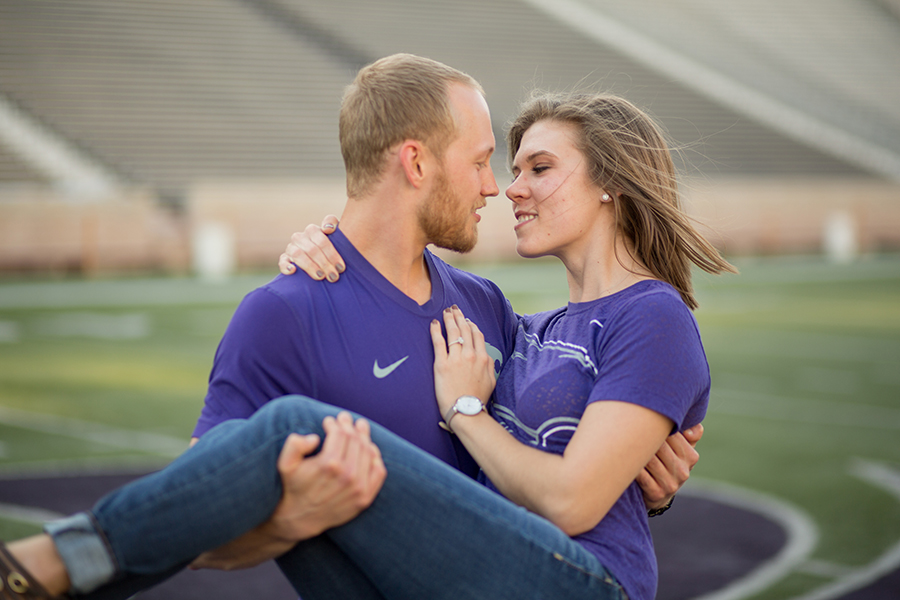 Bill Snyder Stadium Engagement