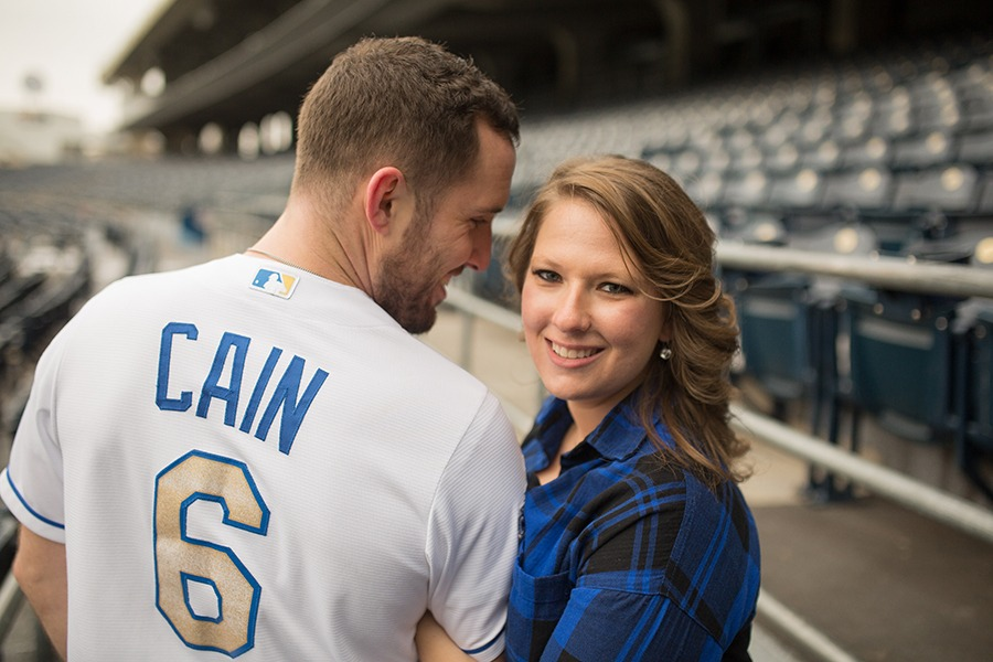 Kauffman Stadium Engagement