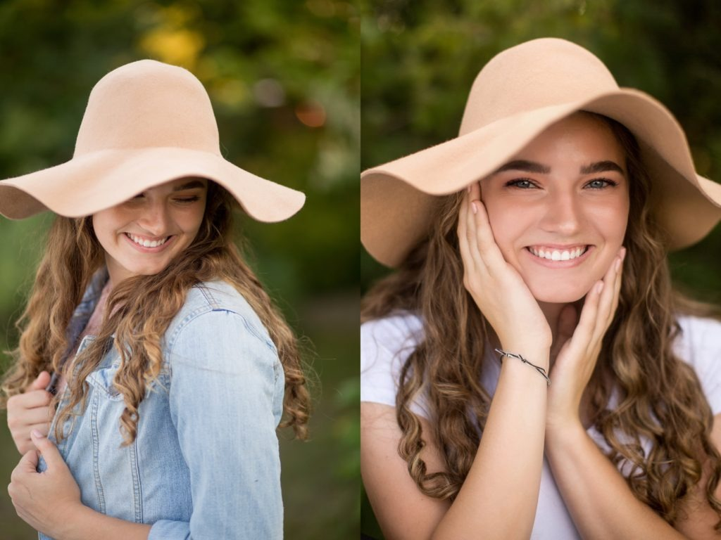 Senior session Manhattan Kansas