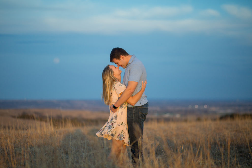 Kansas Engagement Session