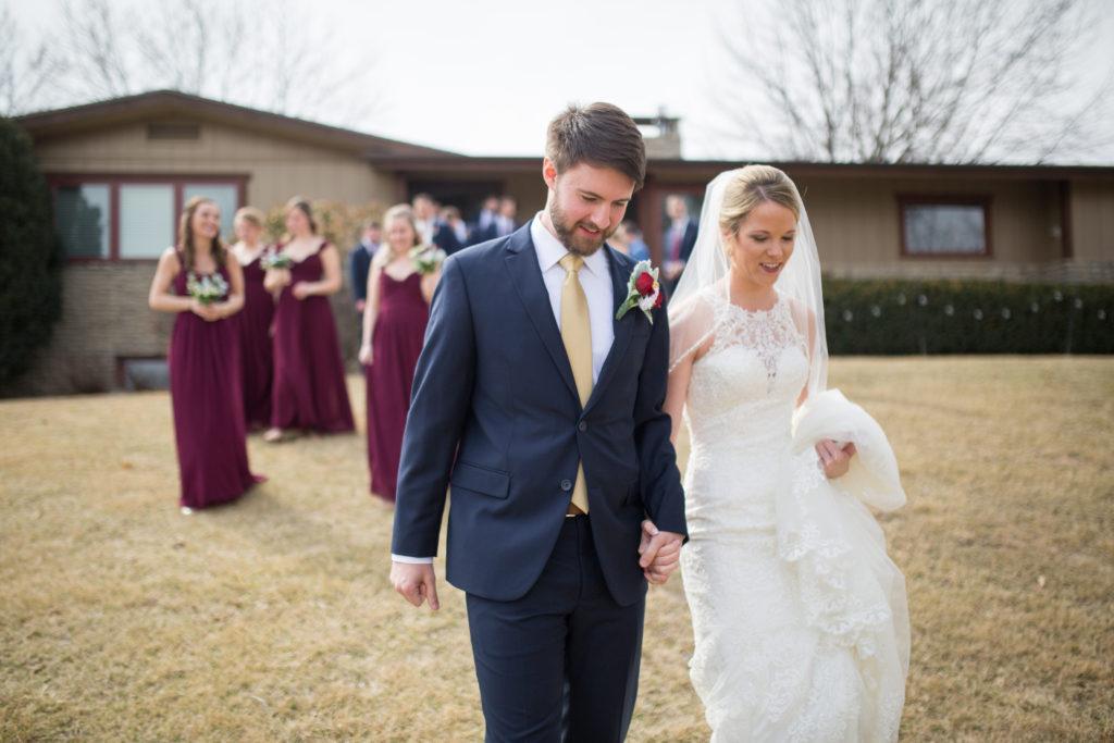 Wedding Bride Manhattan Kansas
