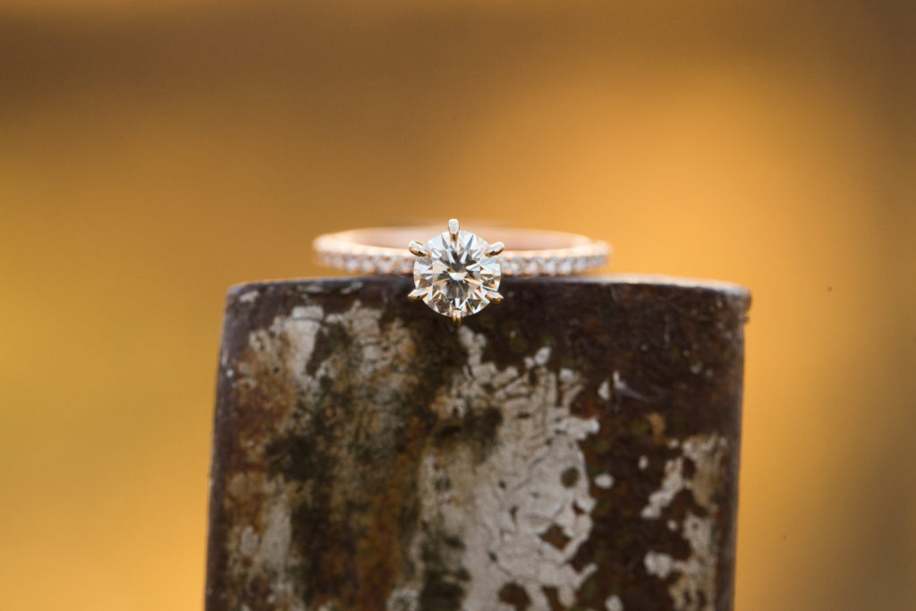 Engagement Ring Manhattan Kansas